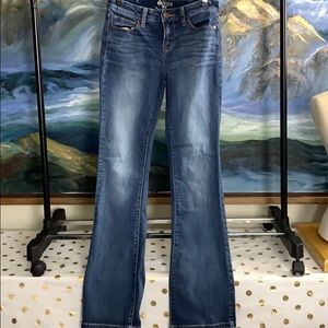 Stylus bootcut jeans size 27